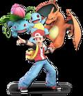 SSBU Pokémon-trainer main