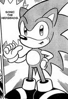 Sonic (Manga)