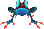 Frog Black