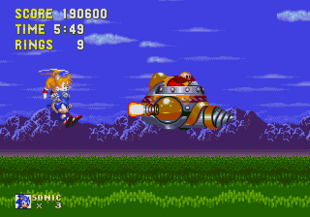 Sonic (& Tails)