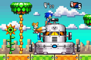 Sonic Advance 3 KApsel