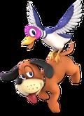 SSBU Duck hunt main