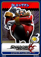 Shadow the Hedgehog Dr Eggman
