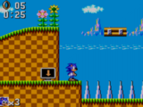 Green Hill Zone (Sonic the Hedgehog (8-Bit))