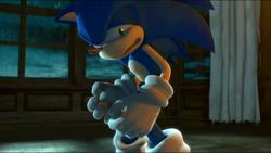Sonic verwandelt sich