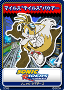 Sonic Riders 14 Tails