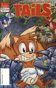 Portal Comics Tails