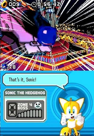 Sonics Sicht