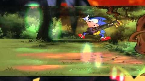 Sonic Underground Episode 19 - Head Games
