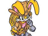 Bunnie Rabbot-D'Coolette (Archie)