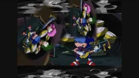 Sonic Underground - Episode 8 (Teach The Children, Light The Way) HD