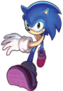 Chronicles sonic chased small