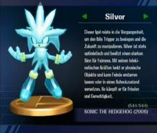 Silver-Trophäe (SSBB)