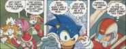 Sonic vs Sam