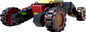 TSR CrossDozer