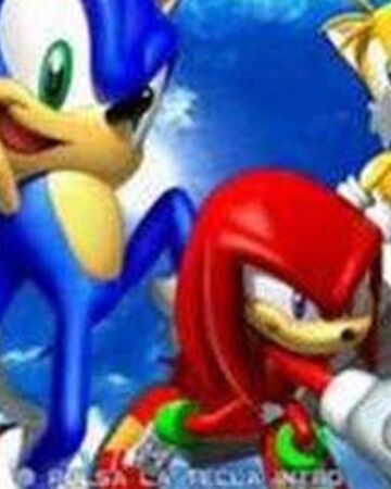 Sonic Heroes Song Sonicwiki Fandom