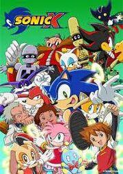 Sonic X alle Figuren