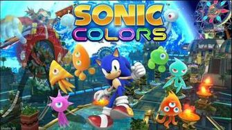"Sonic Colors ""Sweet Mountain Act 3"" Music"