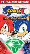 VHS The Chaos Factor