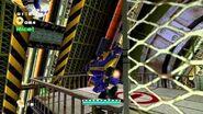 Sonic Adventure 2- Prison Lane Mission -1 - A Rank