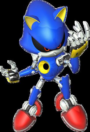 Metal Sonic | SonicWiki | FANDOM powered by Wikia