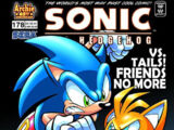 Archie Sonic the Hedgehog Ausgabe 178