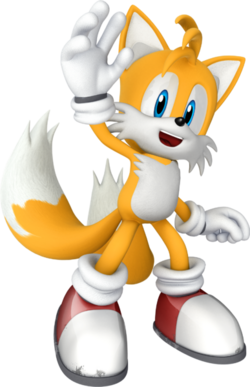 Sonicchannel tails cg