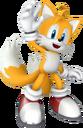 Sonicchannel tails cg