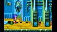 Sega Technical Institute Sonic-16 (Sega Genesis) Video