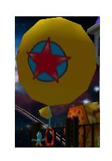 Ballon (Ziel)
