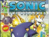 Archie Sonic the Hedgehog Ausgabe 228