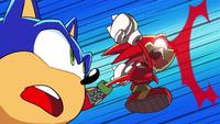 Team Sonic Racing Overdrive - 01 - Knuckels schützt Sonic