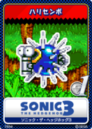 Sonic the Hedgehog 3 04 Bubbles