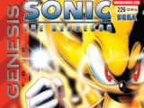 Archie Sonic the Hedgehog Ausgabe 229