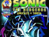 Archie Sonic the Hedgehog Ausgabe 246