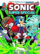 Sonic Super Special Magazin Ausgabe 4