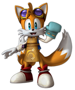 Tails Pose 37