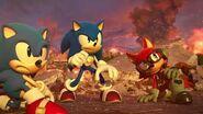 Sonic Forces - Enemies Trailer (E3 2017) Deutsch German