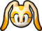 Sonic Runners Cream Icon
