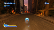 ModernSonic Generations @ Crisis City Boost