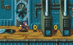 Sonic-16 Mega Drive Concept