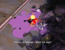 Neo Metal Sonic Pfütze ( Eggmankopie)
