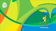 Rio 2016 Ladebildschirm