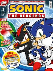 Sonic-comic-deutschland