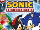 Sonic the Hedgehog – Das schnellste Comic-Magazin der Welt