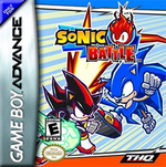 Sonic Battle Coverart