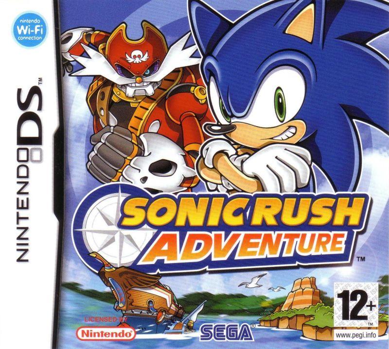Sonic Rush Adventure Sonicwiki Fandom Powered By Wikia