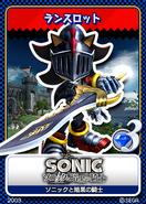 Sonic Tweet Sir Lancelot