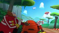 Team Sonic Racing Overdrive - 01 - Eggman verpasst Roboter einen Schnäuzer