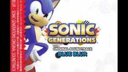 Sonic Generations Blue Blur Boss Battle Perfect Chaos Open Your Heart